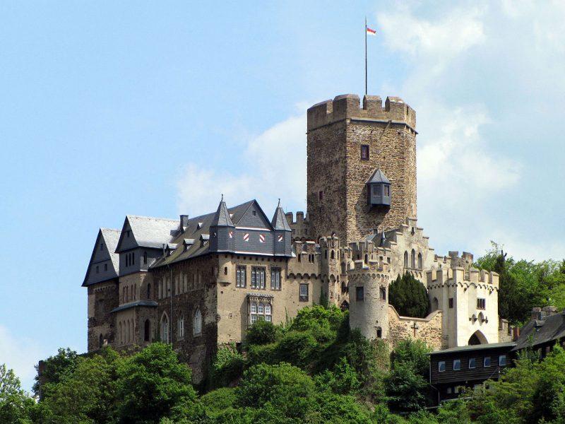 Burg Lahneck in Lahnstein
